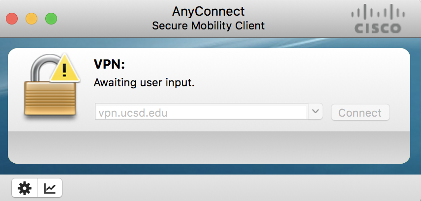 Configuring the UCSD VPN Client for Mac OS X 10 10 x and