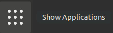 Show Applications button