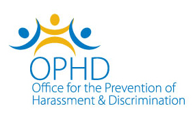 Office for the Prevention of Harassment and Discrimination logo