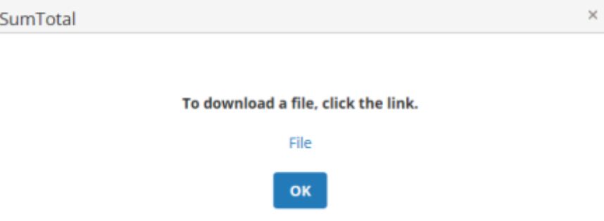 UCLC File Download Window