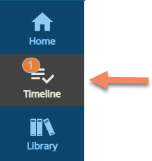 UCLC Timeline Button