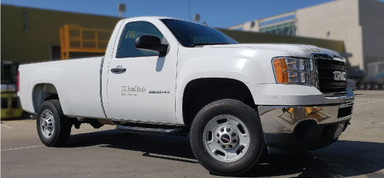 leased truck