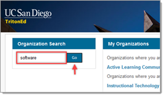 search organization