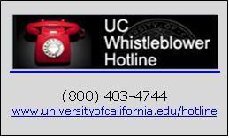 Whistleblower hotline