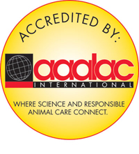 Accredited by AAALAC