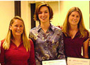 Janelle Stricker, Wendy Bardwell, and Sara Meyers