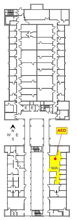 Medical Teaching Facility first floor