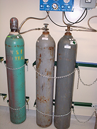 Compressed Gas Storage Amp Handling