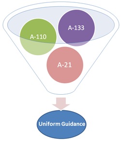 Uniform guidance graphic