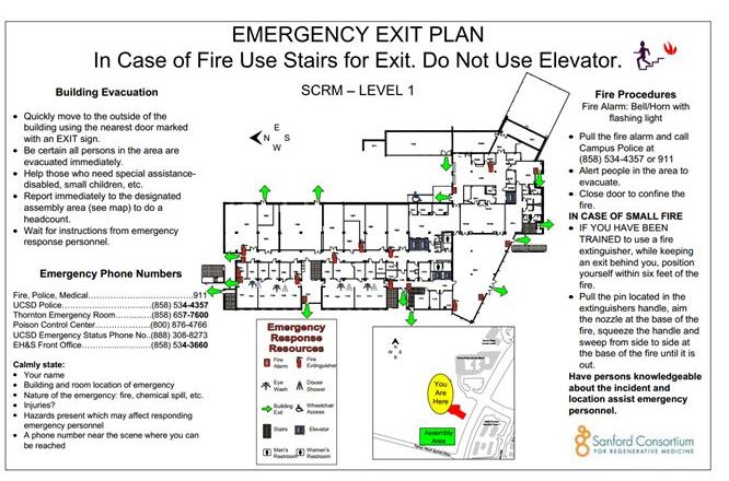 Fire Requirements  Housing