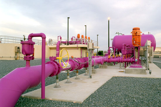 purple pipes for recycled water