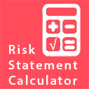 radiation calculator; risk statement