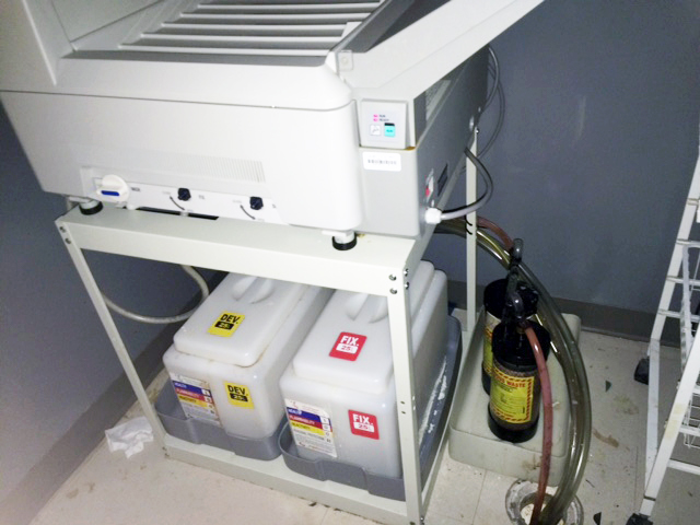 Managing Photo And X Ray Processor Equipment