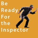 be ready for the inspector
