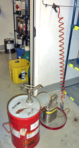 Flammable and Combustible Liquids Storage Requirements |Combustible Materials Examples