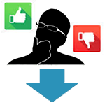Governance review and approval icon