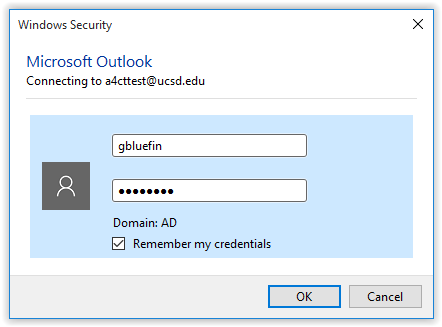Setting Up Outlook 2016 for Exchange