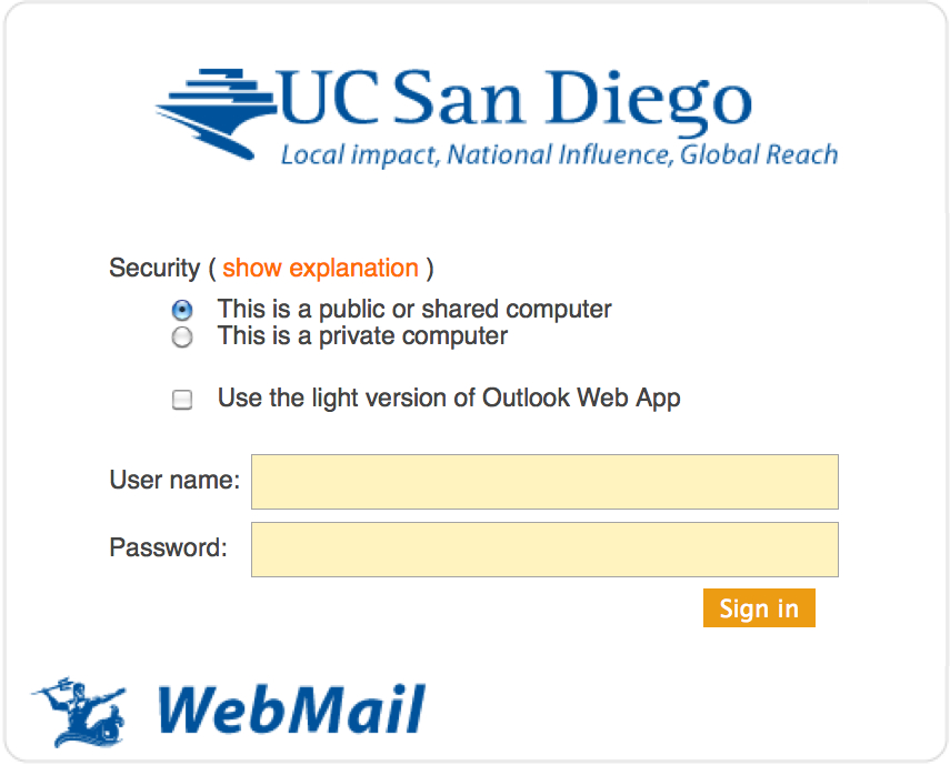 Using Outlook Web Access (OWA) With Mac OS X and Windows