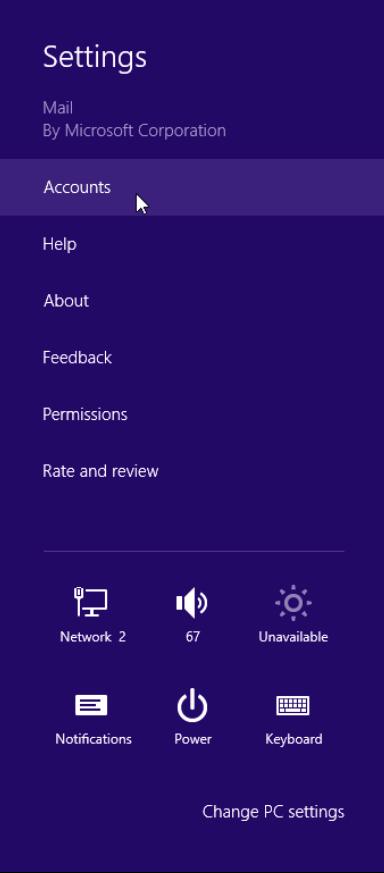 Windows 8 Help Desk
