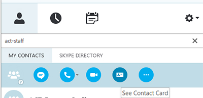 How to Manage Contacts and Chat in Skype for Business