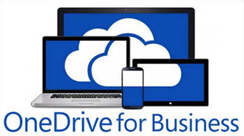 OneDrive for Business sync graphic