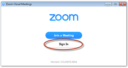 Zoom: Quick Start Guide