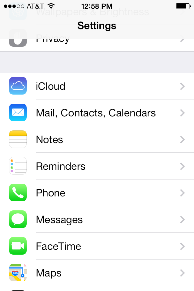 how to add an email account to iphone 6 plus
