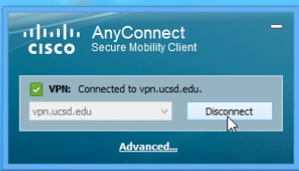 Configuring the UCSD VPN Client for Windows 10 via
