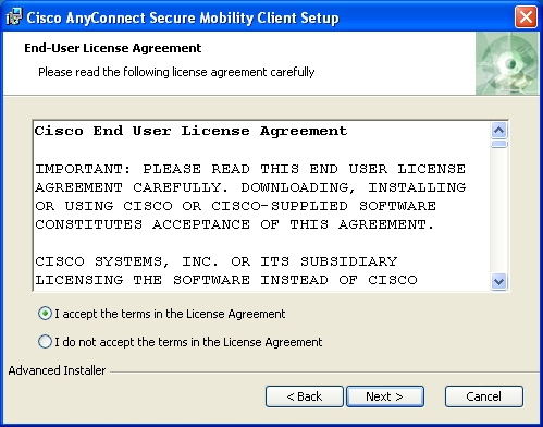 Configuring the UCSD VPN Client for Windows 7 via
